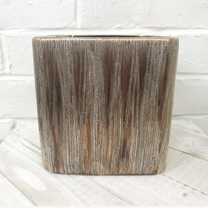 {Target} Bronze Textured Metal Storage Cube